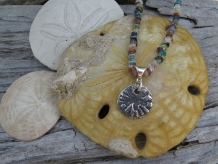 Ontarowänenh or living by the ocean... artisan handcrafted jewelry