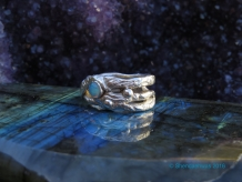 Dream, silver ring by Shendaehwas.